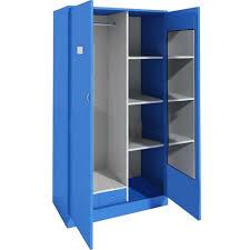 living room furniture steel blue color metal locker bedroom