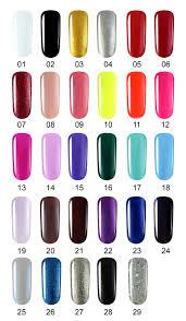 essaje nail polish soak off gel uv led gel varnishes lamp cosmetic