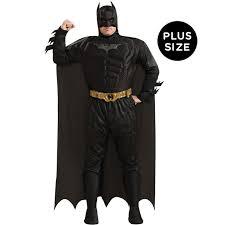 batman dark knight batman muscle chest deluxe plus costume