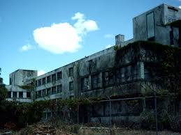 halloween haunted hospital background florida the witching hour