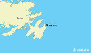 where s where is st john s nl st john s newfoundland and labrador