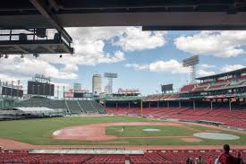 Fenway Park Seating Map Fenway Park Dugout Seating Has City Approval Curbed Boston