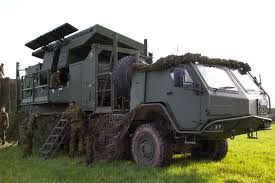 modern military vehicles estonian national defence 2022