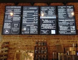 Urban Soup Kitchen Menu - urban bean coffeehouse cafe worth the drive over the buckman