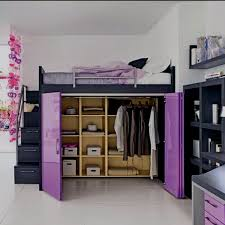 Bunk Beds With Wardrobe Bunk Bed With Built In Wardrobe My Web Value