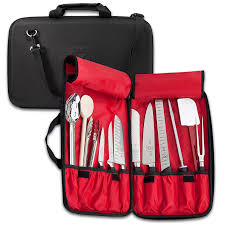 amazon com mercer culinary hard knife case knife storage items