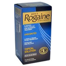 does rogaine work for receding hairline hair growth shampoo and