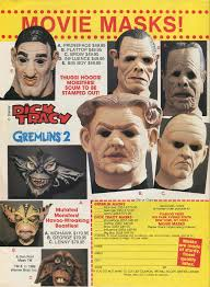 halloween masks branded in the 80s page 2