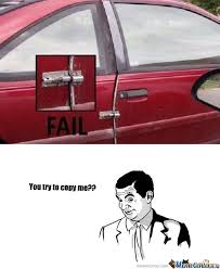 Car Repair Meme - rmx repair fail but reapair win for car jackers by meme4fun meme