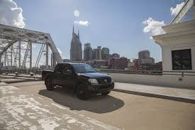 nissan truck titan nissan introduces midnight editions of the frontier titan and