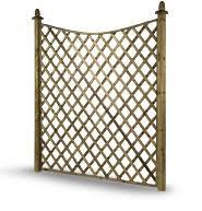Diamond Trellis Panels Diy Fencing And Decking Fence Panels