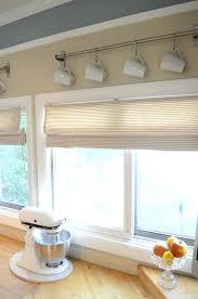 ideas for kitchen windows kitchen window treatments ideas ghanko com