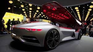 renault trezor price paris motor show 2016 roundup the best tech cars and concepts