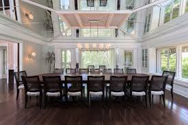 los angeles compound with elaborate playground asks 15 5 million the dining room where mr fair said they ve hosted 40 people for