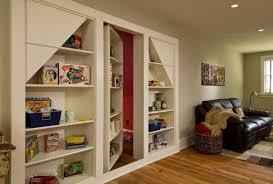 secret rooms with hidden doors modern design ideas