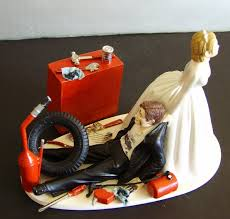 mechanic cake topper mechanic cake topper racing auto mechanic customized wedding