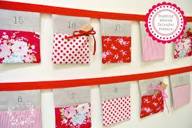 pattern 24 pocket bunting advent calendar pdf pattern