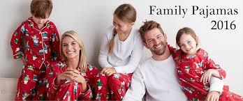 matching family pajamas 2016 family matching