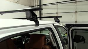 Roof Rack For Tacoma Double Cab by Review Of The Rhino Rack Roof Rack On A 2014 Toyota Tundra