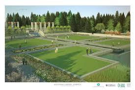 islamic garden coming to university of alberta botanical garden in