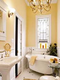 Bathroom Chandelier Lighting Ideas Bathroom Magnificent Khaki Wall Paint Color Background Mixed