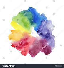 watercolor color wheel stock illustration 299103173 shutterstock