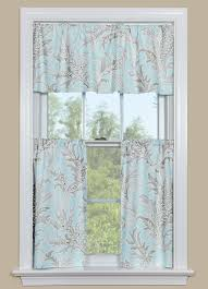theme valances and grey themed kitchen curtain tempest blue