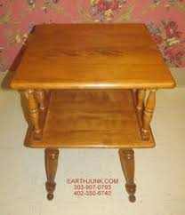 ethan allen coffee table and end tables maple end tables cocktail table ethan allen colonial furniture by