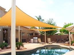 Desert Patio Amazon Com Big 20 U0027x20 U0027x20 U0027 Oversized Triangle Garden Patio Sun