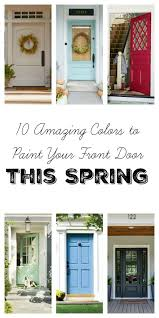 40 best painted front doors images on pinterest painted front