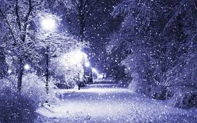 snowy christmas pictures snowy christmas night wallpaper 4 happy christmas 2017 pinterest