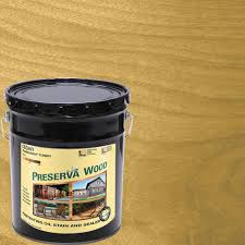 5 Expert Tips For Staining A Deck Consumer Reports by Preserva Wood 1 Gal Oil Based Cedar Penetrating Exterior Stain