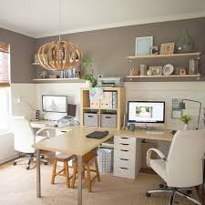 Best Home Decor Couple Work Space Images On Pinterest Home - At home office ideas