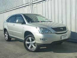 lexus harrier new model 2005 toyota harrier airs air suspension rare model used car