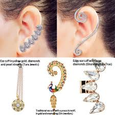 ear cuffs india fashion ear cuffs are here to stay news updates at