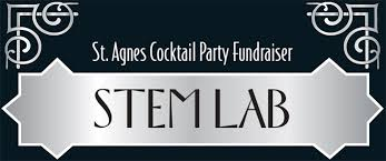 Cocktail Party Fundraiser - st agnes academy cocktail party fundraiser stem program
