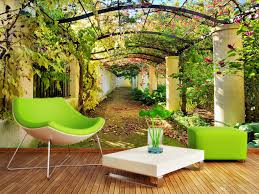 new pre pasted wall mural wallcovering photo wall decor garden