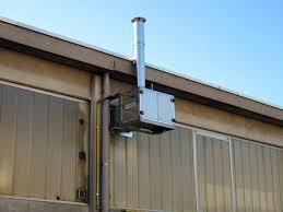 riscaldamento per capannoni impianti di riscaldamento industriali montaggio nastri radianti