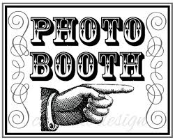 photo booth sign items similar to photo booth sign printable photo booth sign