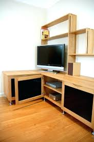 Media Cabinets With Glass Doors Corner Media Cabinet Inspiringtechquotes Info