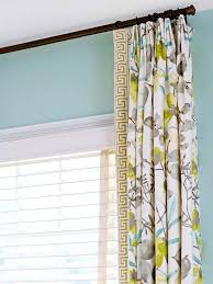 Drapery Exchange Decorate With What You Have Greek Key Raising And Window