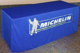 trade show table covers cheap trade show table cover 4 sided fitted