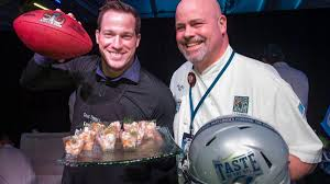 seattle chef takes his talents to the super bowl puget sound