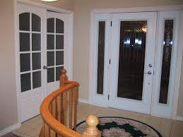 replacing french doors home interior design