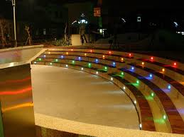 colored led landscape lighting low voltage led landscape