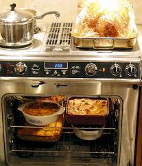 the oven space time continuum how do you schedule oven time for
