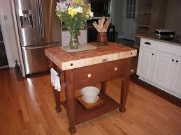 kitchen butcher block islands on wheels popular in spaces hall