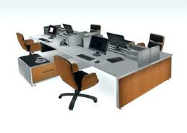 Modern Desk Set Office Desk Layout Staggering Office Desk Set Modern Office Desk