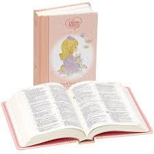 pink precious moments bible nkjv precious moments