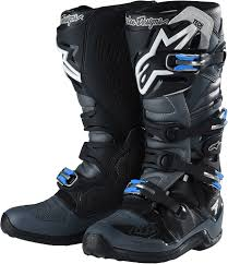 dirt bike riding boots for sale alpinestars tld tech 7 boots motocross dirtbike ebay